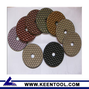 Diamond Polishing Pads pictures & photos