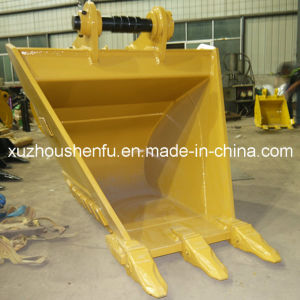 Special Excavator Trapezoidal Bucket High Efficiency for One Time Shaped Work pictures & photos