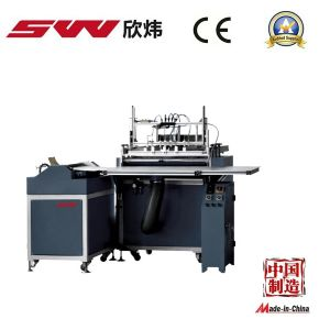New Design Automatic Book Cover Machine (QFM-460B) pictures & photos