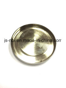 OEM Forging and Machining Steel Plate with Nickel Plated pictures & photos