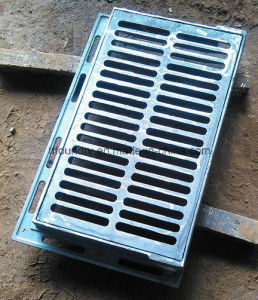 BS En124 Cast Iron Municipal Drainage and Sewerage Round Gratings pictures & photos
