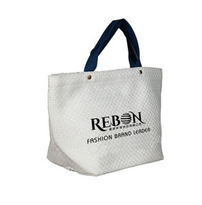 New Design Durable Loop Handle Factory Price OEM Accept 100% Cotton Bag pictures & photos