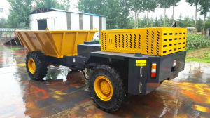 New Fcd60 6ton Underground Mining Dump Trucks pictures & photos