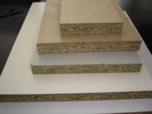 Solid Particle Board Wood Chipboard for Door pictures & photos