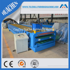 Ibr&Corrugated Roofing Sheet Making Machine (HC18/25)