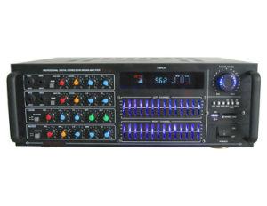 Professional Digital Stereo Echo Mixing Amplifier Digital Amplifier Ka-1502