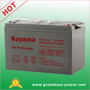 Gel Battery 100AMP 12V pictures & photos