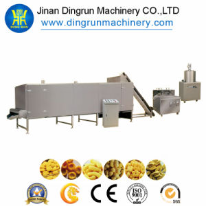 Snack Food Twin-Screw Extruder/Production Equipment pictures & photos