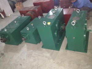 Speed Gearbox for Extruder