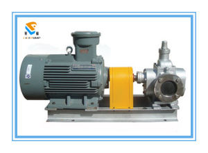 Ycb4/0.6 Marine Circular Gear Oil Pump for Lube Oil pictures & photos