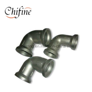 Carbon Steel/Metal Pipe Fittings for Pipe Line pictures & photos