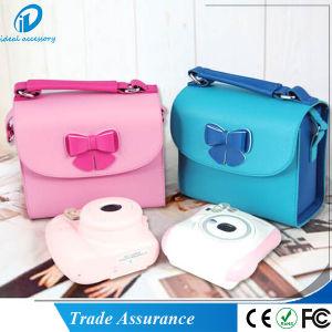 Bowknot Pattern Fujifilm Instax Camera Bundle Set Shoulder Case Bag pictures & photos