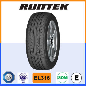 Runtek TBR Tyre, Invovic PCR Tyre, Transking TBR&PCR Tyre 185/65r15, 195/65r15 and 205/55r16 EL316 and EL601 Semi-Radial Car Tire