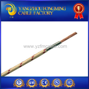 High Temperature Fiberglass Braid Hook up Lead UL5107 Mica Cable pictures & photos