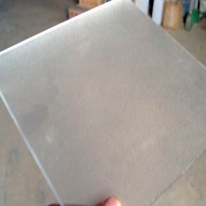 Acid Tempered Glass /Toughen Glass /Low Iron Acid Etched Tempered Glass pictures & photos