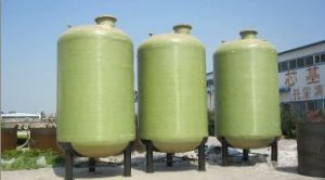 Fiber Reinforced Plastics GRP Hot Water Tank pictures & photos