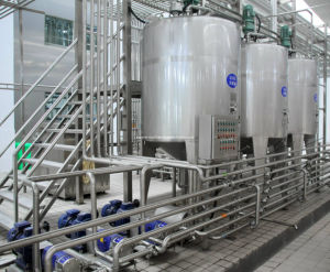 3t/H Solid Yogurt Production Line pictures & photos