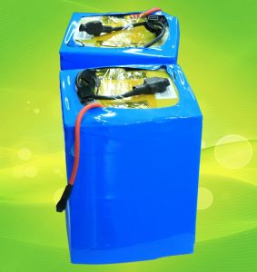 Light Weight 50ah 40ah Lithium Battery 72V for Electric Scooter pictures & photos