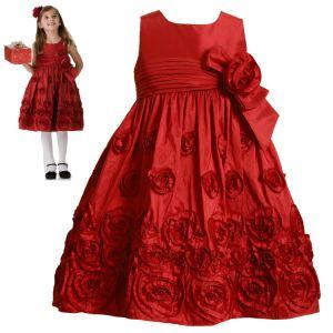 Kid′s Wedding-Dress-Flower-Girl-Christmas, Children Dress, Flower Girl Dress
