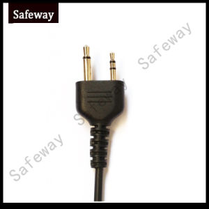 Walkie Talkie Throat Microphone for Midland Gxt600, Gxt650 pictures & photos