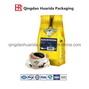 1kg 2.5kg 5kg Square Bottom Powder Coffee Packaging Bag pictures & photos