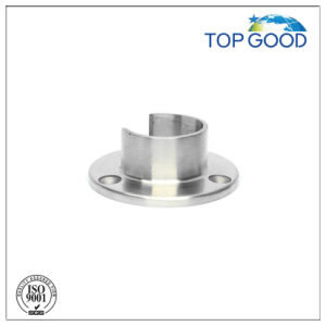 Stainless Steel Channel Tube Wall Flange pictures & photos