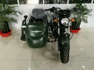 Latest Customized Fashion Side Tricycle Three Wheelers Scooters (HD150-CSL) pictures & photos