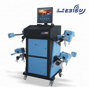 CCD 4 Wheel Alignment/ Wheel Aligner E315 pictures & photos