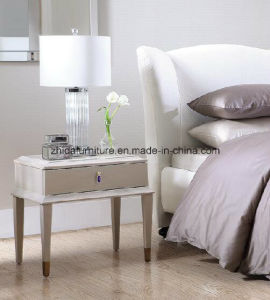 2016 Bedroom Furniture Mirrored Nightstand pictures & photos