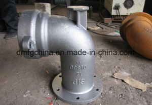 OEM Customize Flange Branch Ductile Iron Part