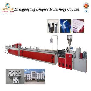 Plastic Profile Production Line pictures & photos
