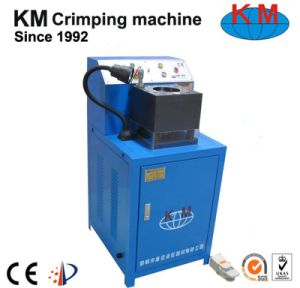 Hydraulic Nut-Press Crimp Machine Km-102b pictures & photos
