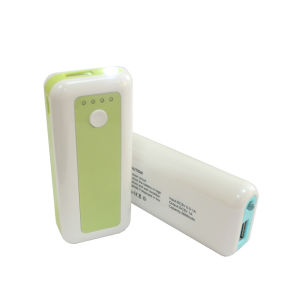 5600mAh Power Bank for iPhone, iPad, Mobile Phone (G-023B)