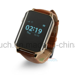 Hot Selling Elder GPS Tracker Watch with Heart Rate Monitoring Y16 pictures & photos
