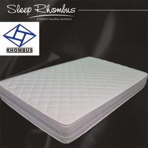 Single Hotel Pocket Spring Memory Foam Mattress (FL-005)