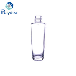 100ml Lotion Glass Bottle in Super Clear Glass pictures & photos