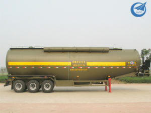China Avic Kaile 2015 Cement Bulk Dry Tanker Semi Trailer pictures & photos