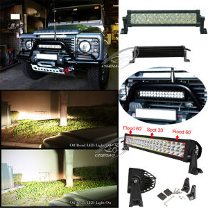 Epistar Double Rows LED Light Bars
