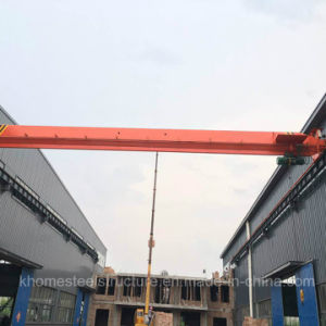 5t 10t Single Girder Overhead Traveling Crane for Steel Structure Plant pictures & photos