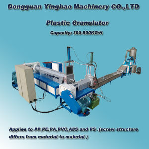 PP/ Ton Bag/ Plastic Granulator