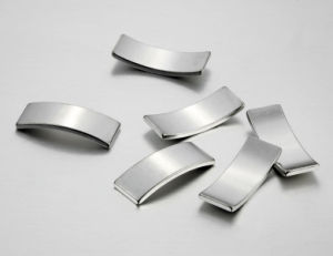 Sintered N38sh NdFeB Permanent Magnet pictures & photos