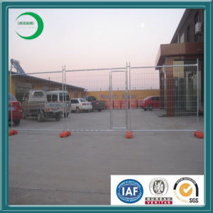 ISO9001 Temporary Construction Fence Panels pictures & photos