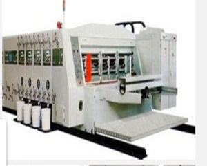 Flexo High Speed Corrugated Paper Box Printing Machine pictures & photos