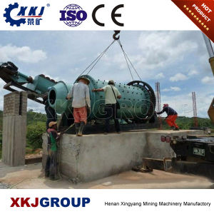 High Output Energy Saving Grid Ball Mill with CE ISO Approved pictures & photos