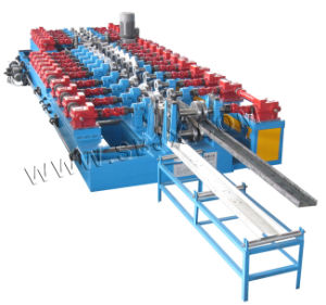 C&Z Purlin Interchangeable Forming Machine by Gearbox and Shaft for Each Station pictures & photos