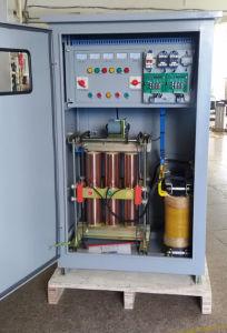 SBW-100kVA 3phase Outdoor Type Waterproof/Rainproof Voltage Stabilizers Inside