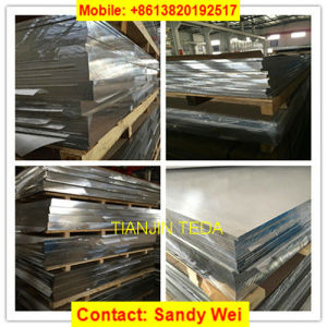 China Good Price 1050 1060 1070 1100 Aluminum Plate with H14 H24 H32 Ho H112 pictures & photos