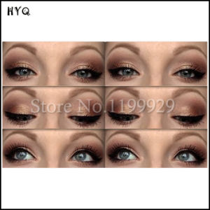 Two Types Cosmetic Eye Shadow Lorac PRO Palette 16 Colors Smoky Eyeshadow Palette Makeup pictures & photos