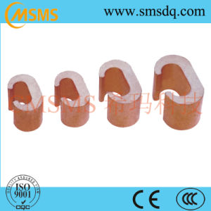 C Type Shape Copper Wire Clamps pictures & photos
