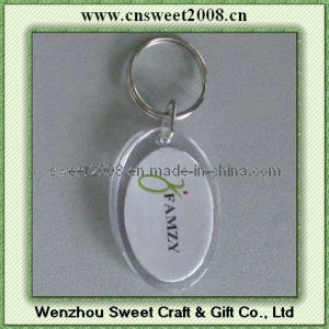 Oval Key Chain (KYC23061) pictures & photos